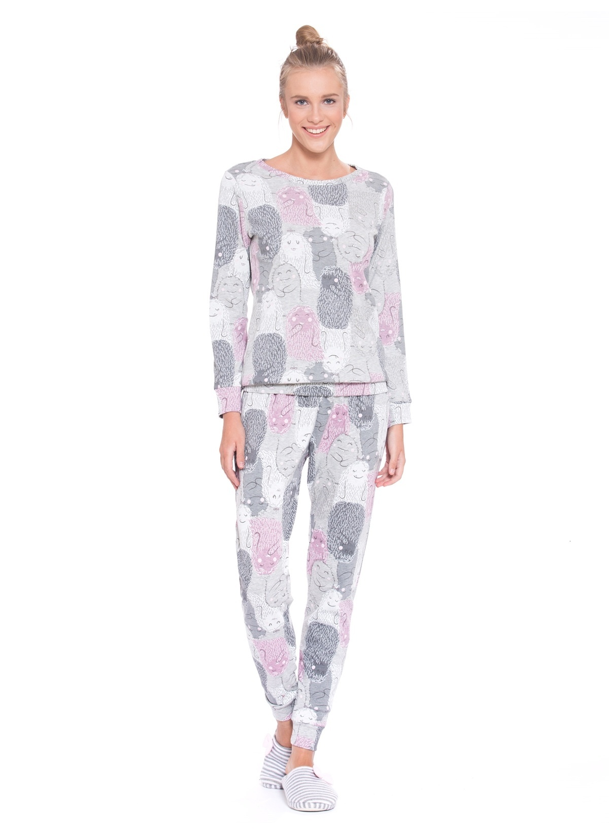 Lcw pijama takımı bayan